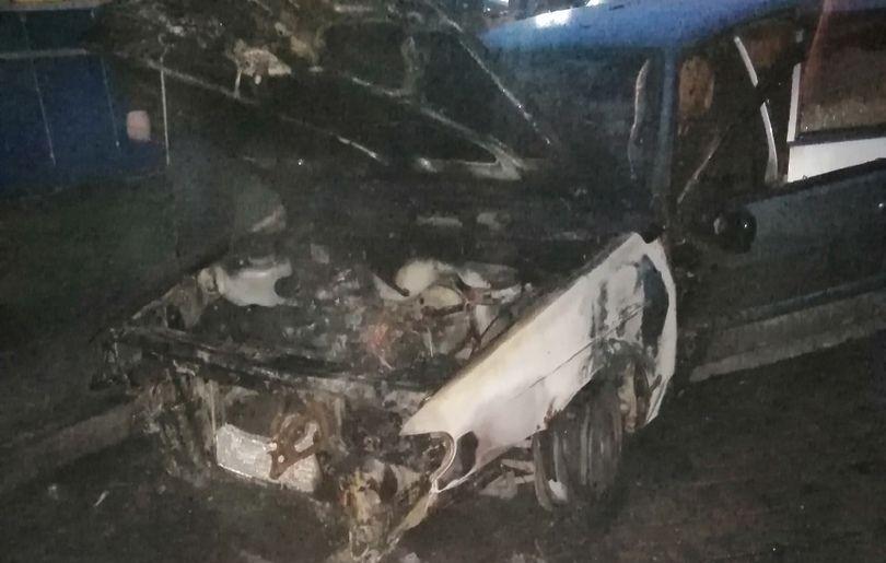 Воскресное утро для жителей Заволжского района Твери началось с пожара