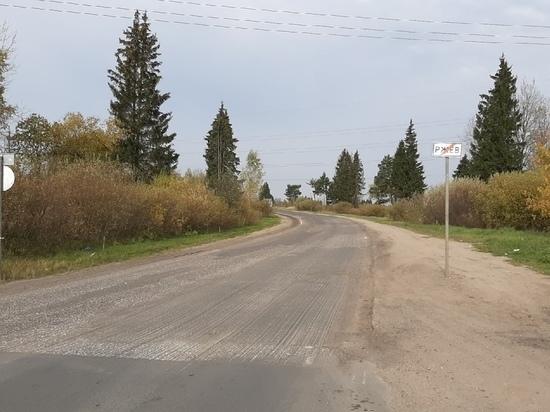 В Тверской области отремонтируют еще один участок дороги