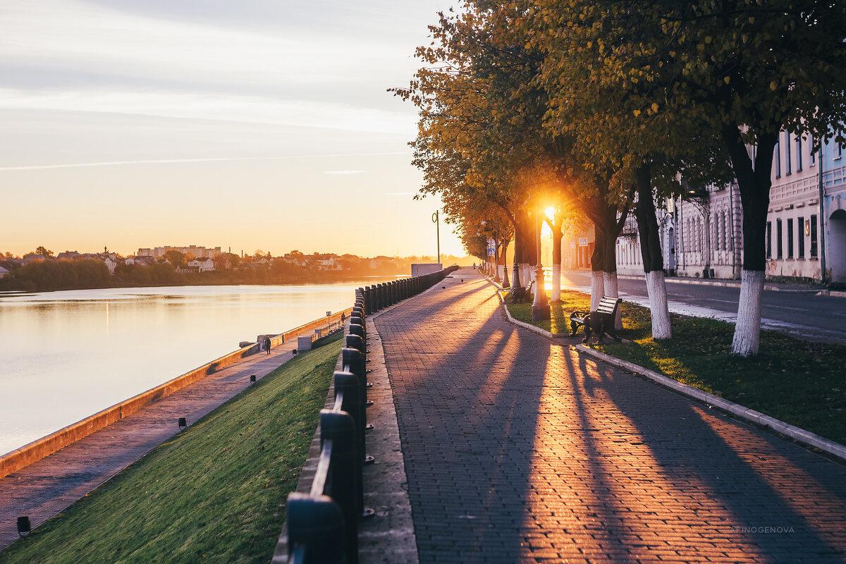 Природа подарит Тверской области еще один солнечный денек