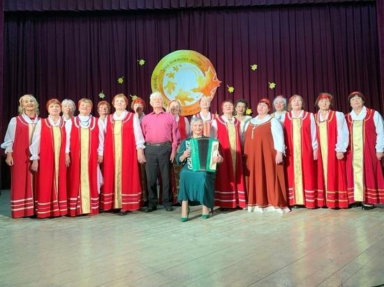Пенсионеры района в Тверской области готовятся отмечать День пожилого человека