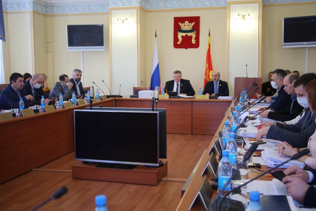 В Твери примут новый городской Устав
