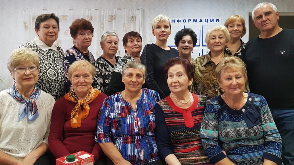 В Калязинском районе Тверской области депутаты помогают старшему поколению