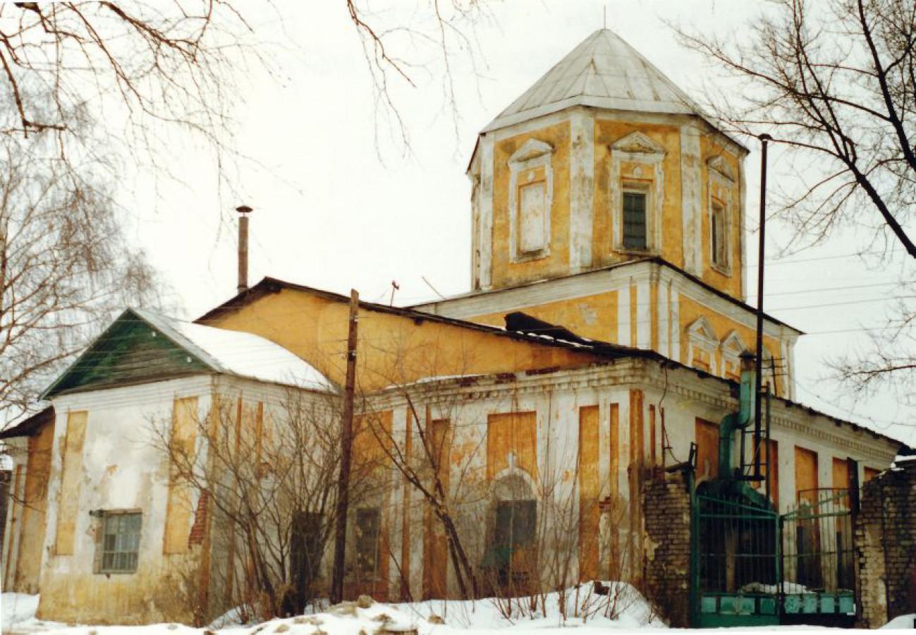Питерская компания отреставрирует храм Никиты Мученика в Твери