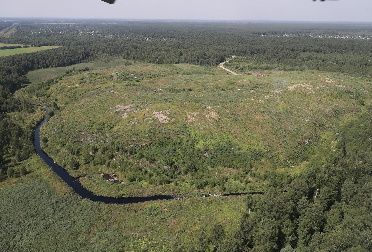 На мониторинг лесных пожаров Тверская область дополнительно получит 6,9 миллионов рублей