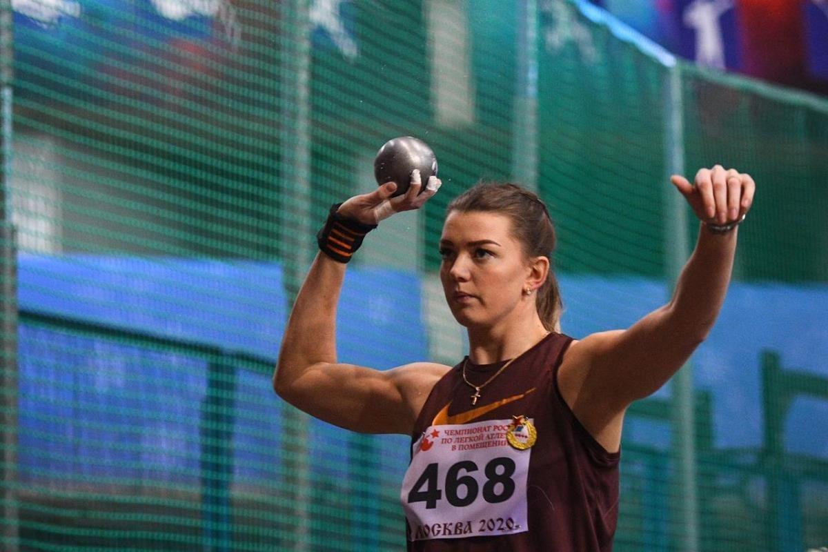 Тверская спортсменка завоевала золото на VII Всероссийской летней Универсиаде 2020 года