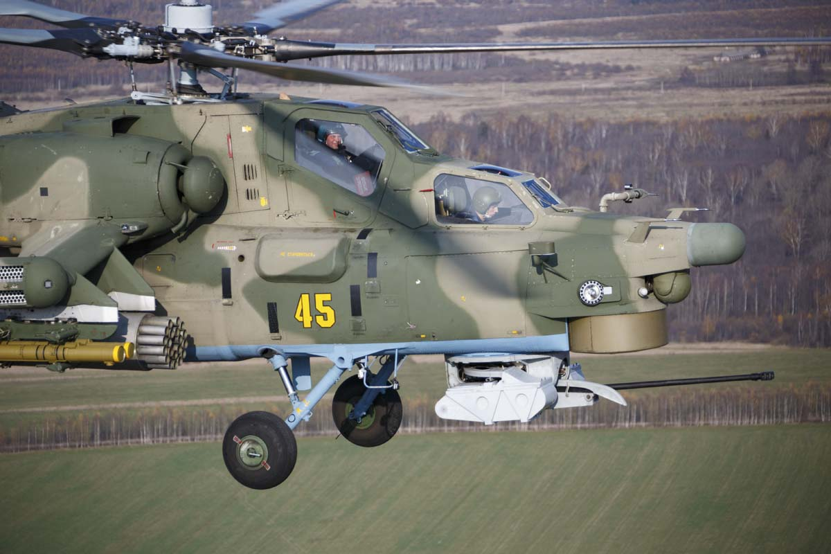 «Ночные охотники» отработали стрельбу по наземным мишеням в Тверской области