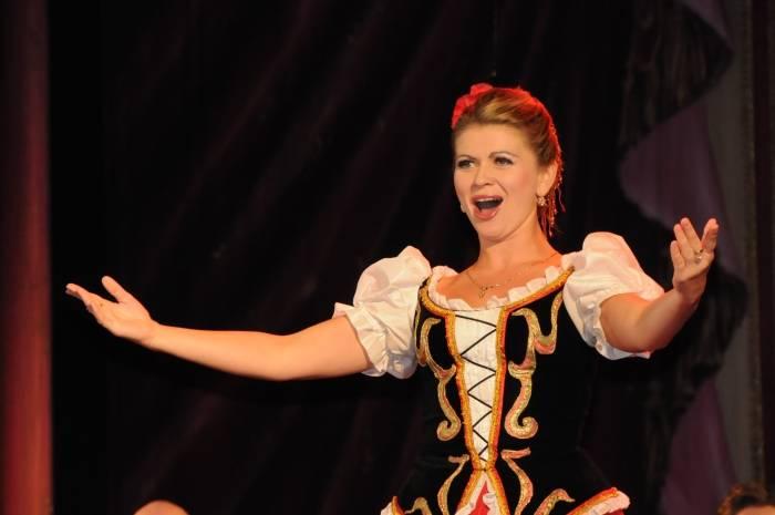 «Петербургская оперетта» покажет в Твери «Сильву»