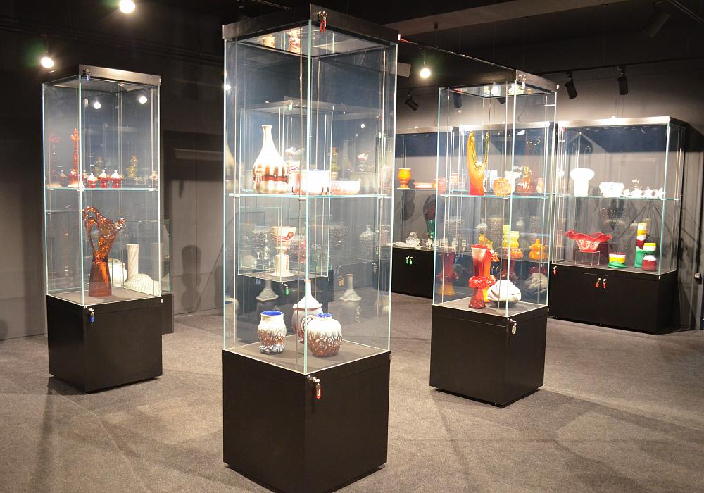 В Тверской области покажут  уникальную коллекцию изделий из стекла конца XIX века