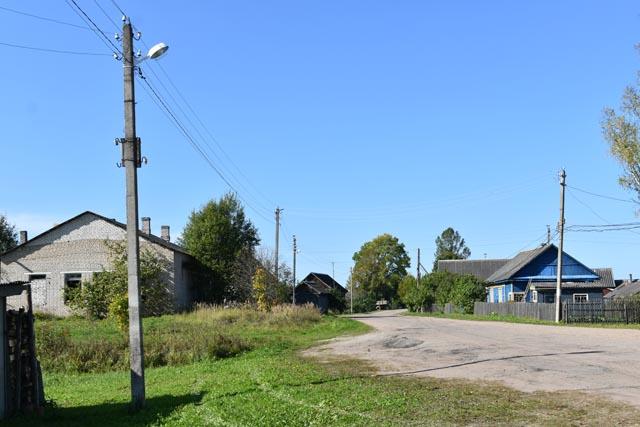В районе Тверской области появилось новое уличное освещение