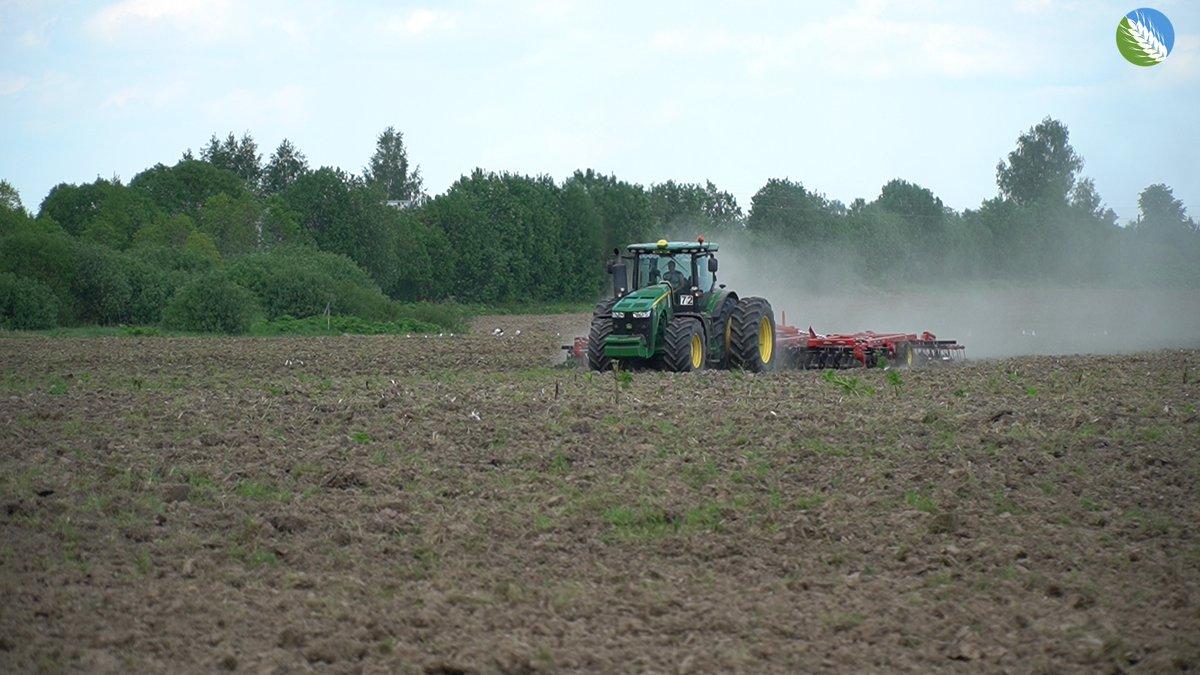 В Тверской области расширяют посевные территории