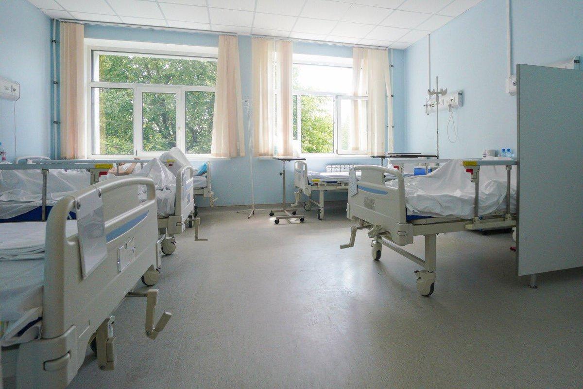 В Тверской области посчитали резервные койки для пациентов с коронавирусом