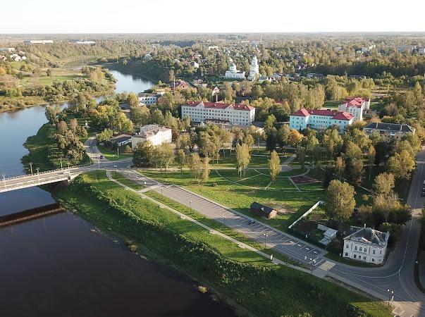 Парк Подпольщиков в Ржеве станет новой визитной карточкой города