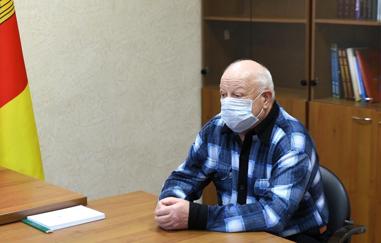 На приёме у губернатора житель Селижаровского района попросил транспорт для фельдшерского пункта