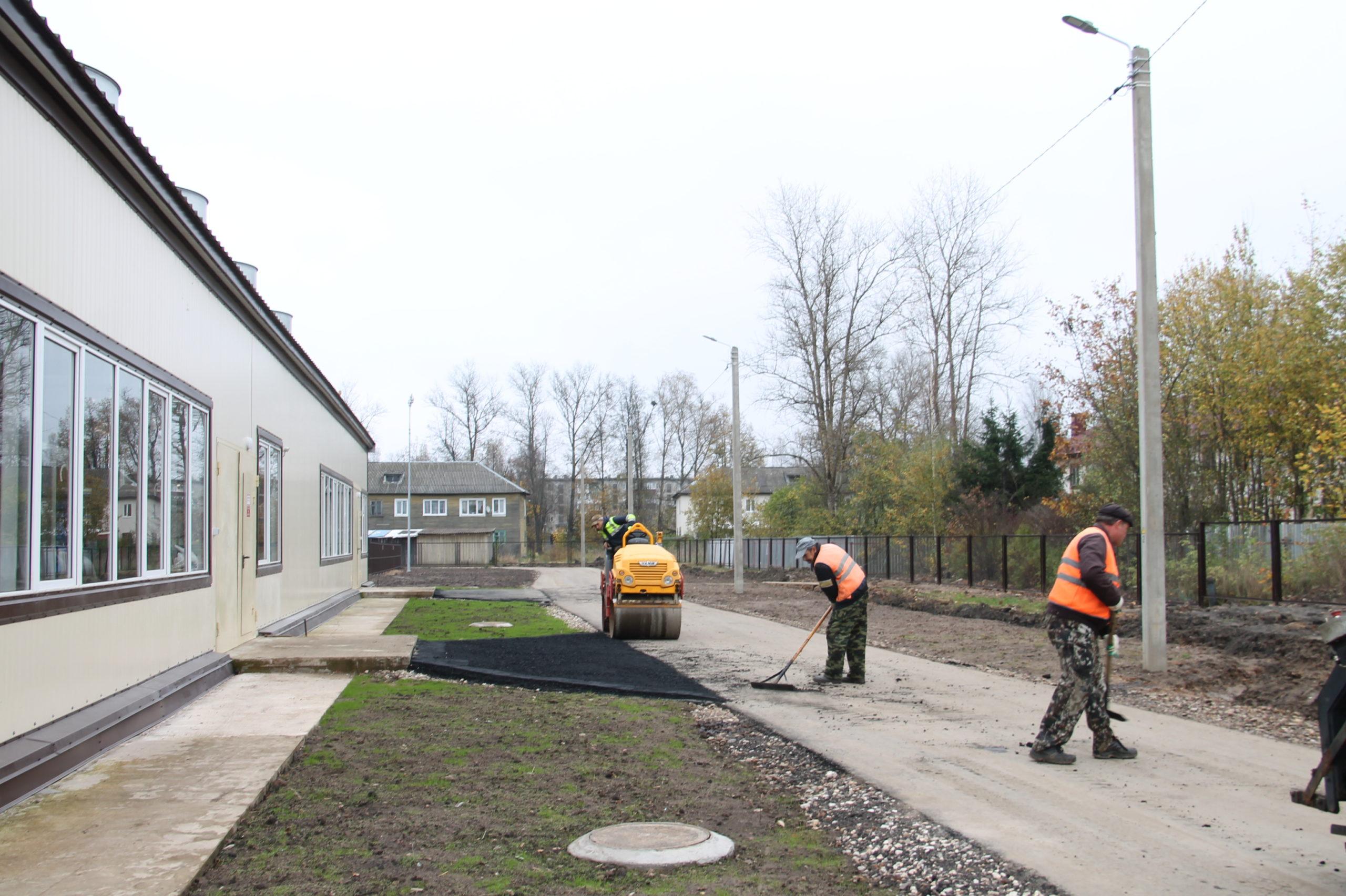 В Нелидовском районе Тверской области открыли новую котельную