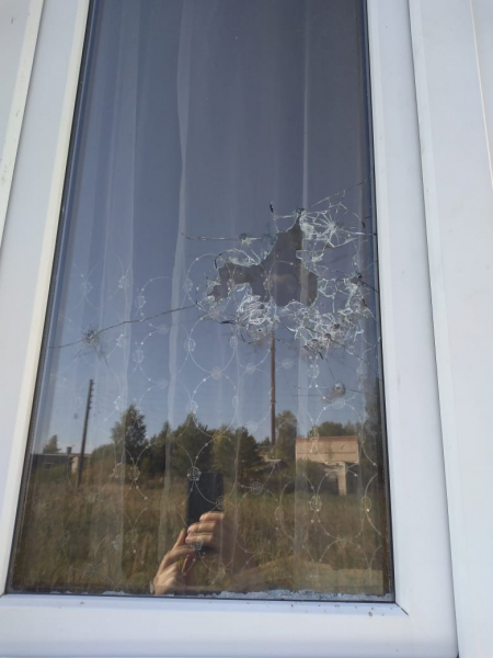 В Тверской области задержали стрелка, утроившего пальбу по окнам жилого дома