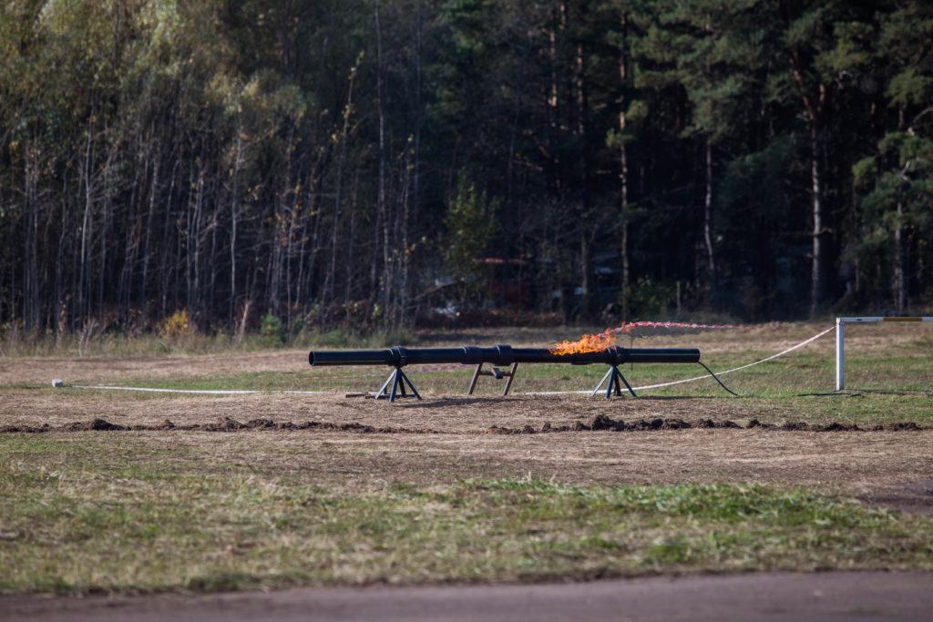 На аэродроме под Тверью прошли масштабные контртеррористические учения