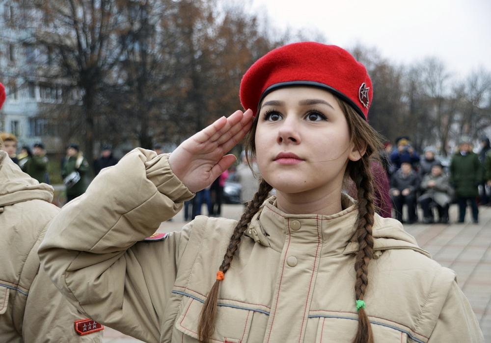 Тверь готовится к фестивалю «Юнармия. Мы – будущее России»