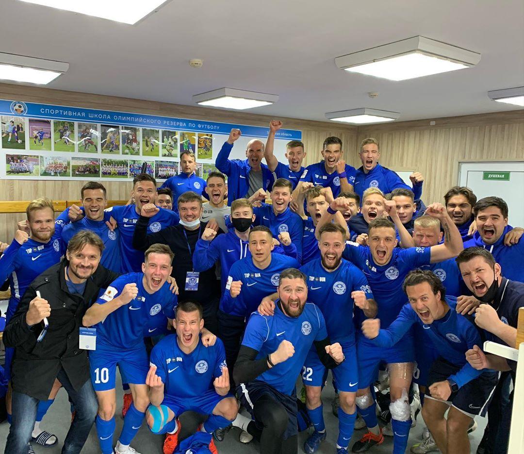 Снова в строю: тверской футбольный клуб разгромил москвичей