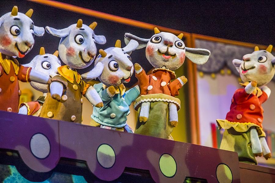 Рязанские кукловоды привезут в Тверь три спектакля