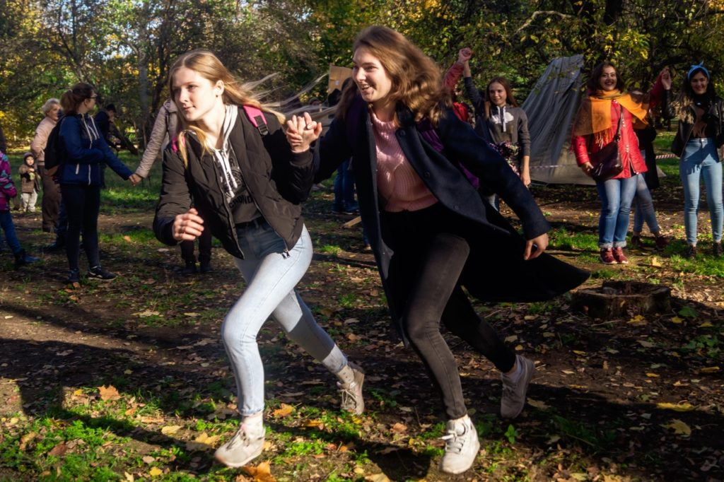 Молодежь Твери отметит «Покров в парке Победы»
