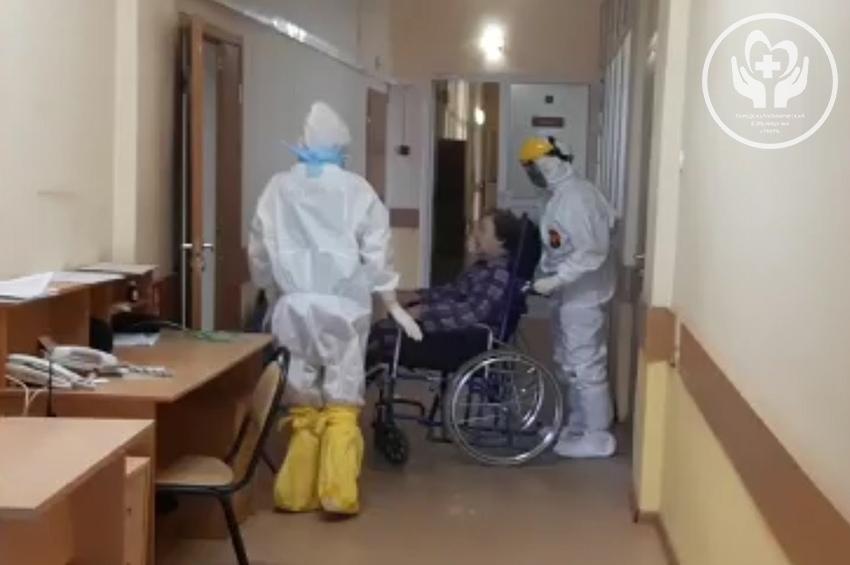 В тверской больнице №6 развернули 400 дополнительных коек для пациентов с коронавирусом