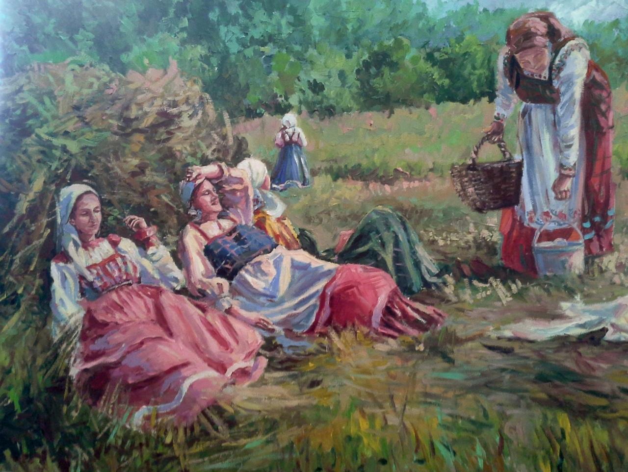 В Тверской области состоится открытие выставки «Сельская пастораль»
