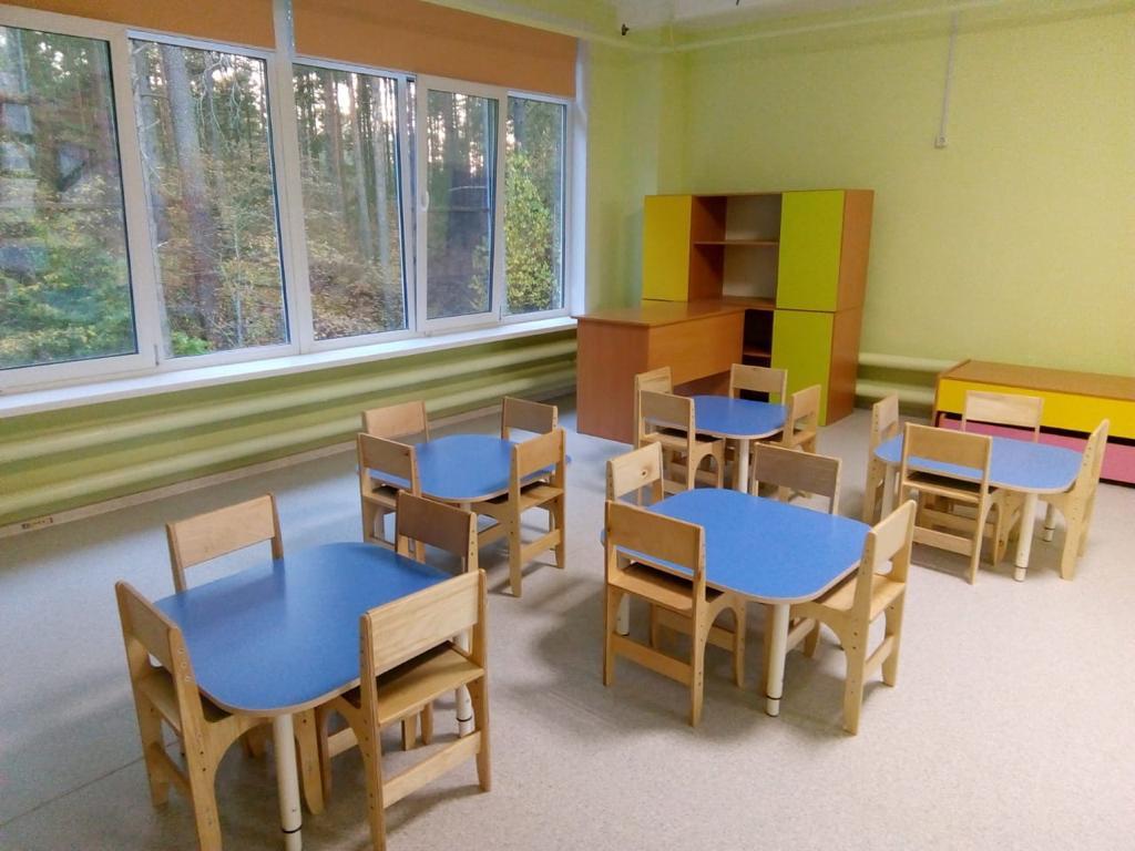 После обращения местной жительницы к губернатору в поселке под Тверью отремонтировали детский сад