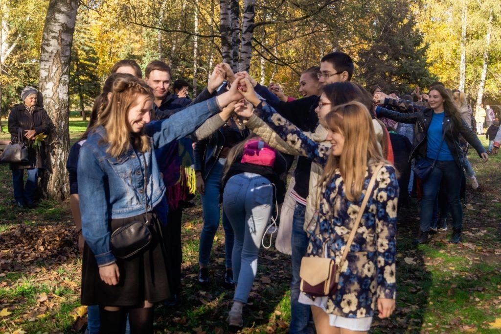 Тверскую молодежь приглашают на фольклорный праздник в парк Победы