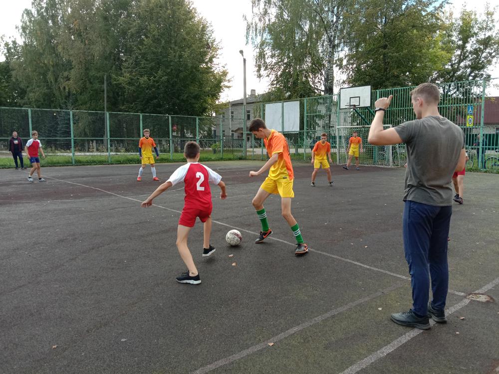 Мир, дружба, футбол: между районами Тверской области прошла товарищеская игра по футболу