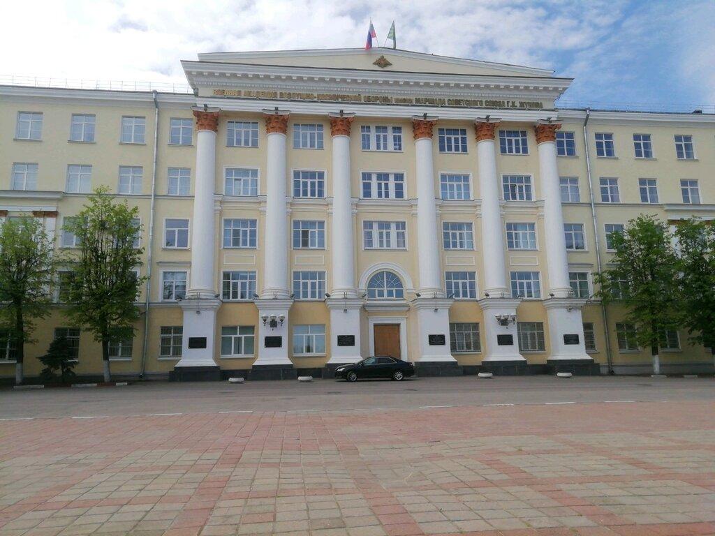 В Твери на целый день ограничат движение у академии имени Жукова
