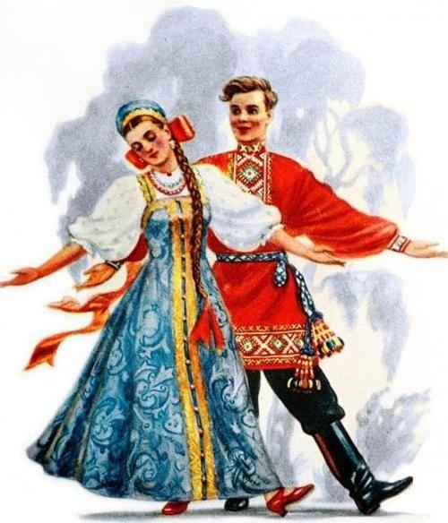 В Твери назовут победителей областного конкурса русского народного танца