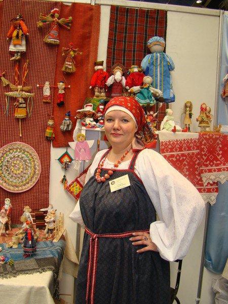 В Вышнем Волочке открылась выставка лоскутного шитья