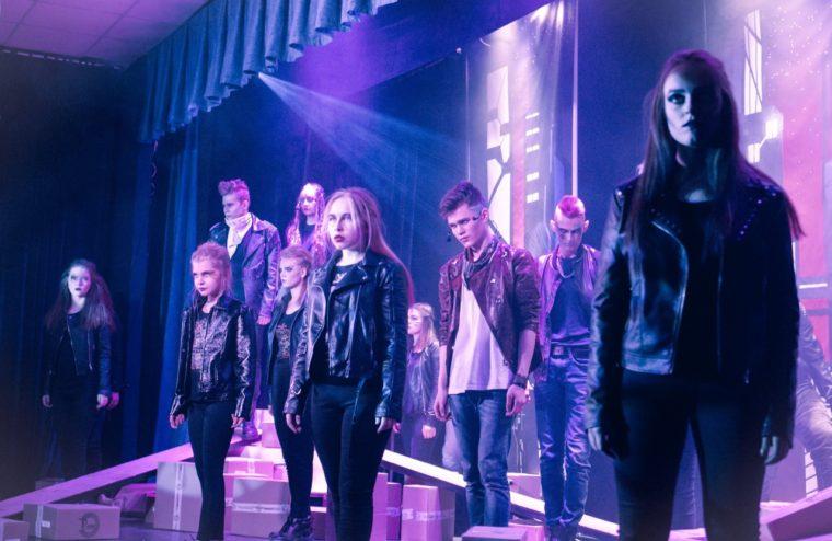 Юные актеры тверской школы мюзикла покажут рок-детектив в реалиях постапокалипсиса