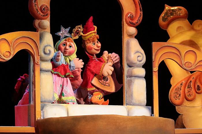 Тверской театр кукол приглашает на открытие нового сезона