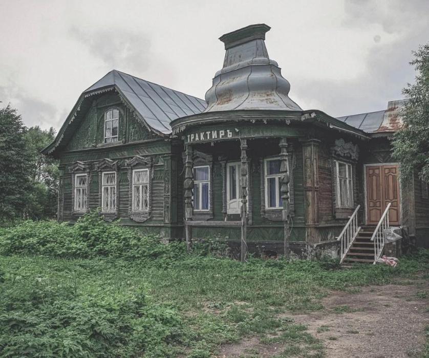 В Тверской области в усадьбе позапрошлого века почти сделали трактир