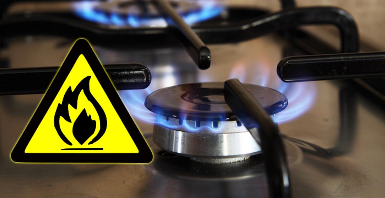 Спасатели Тверской области напомнили о безопасном использовании бытового газа