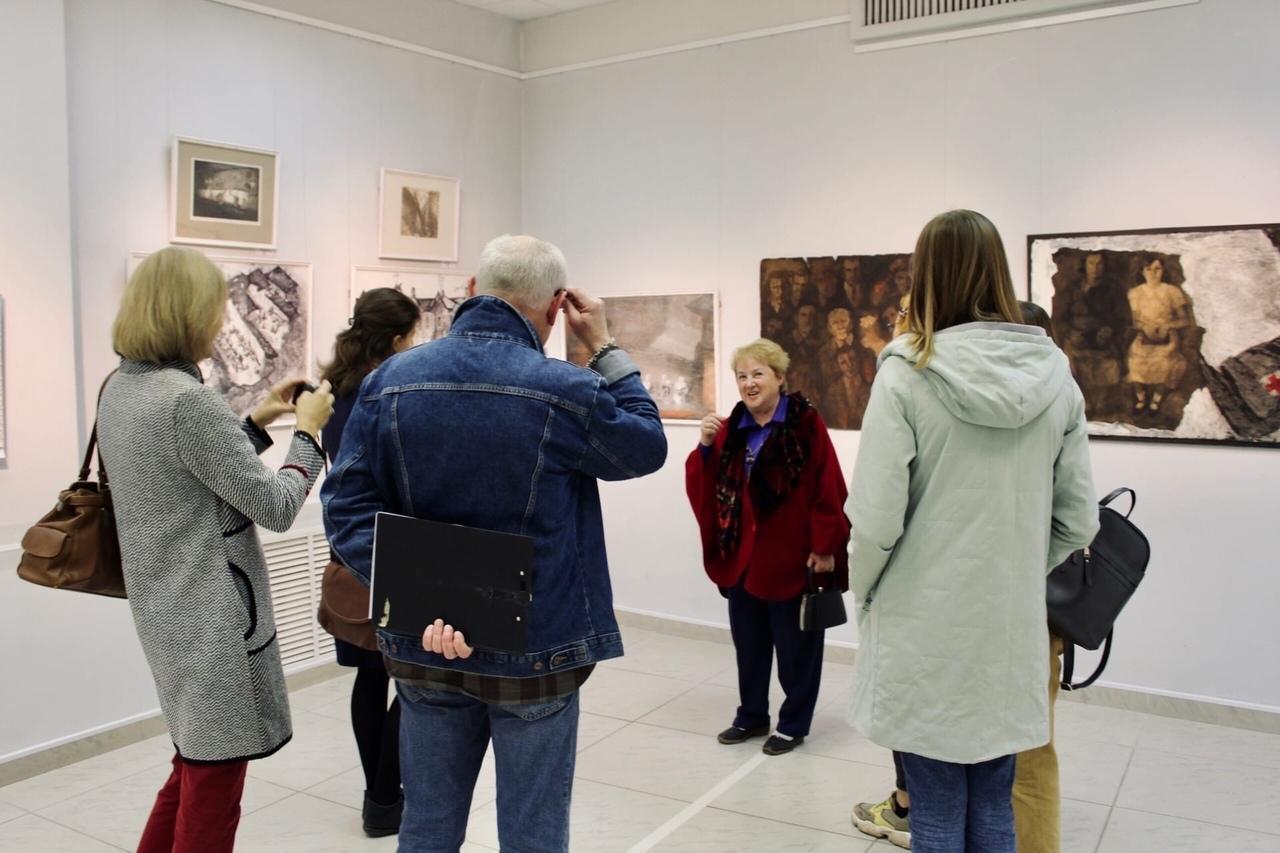 На выставке «Арт-география» жители и гости Твери увидят уникальные места Верхневолжья