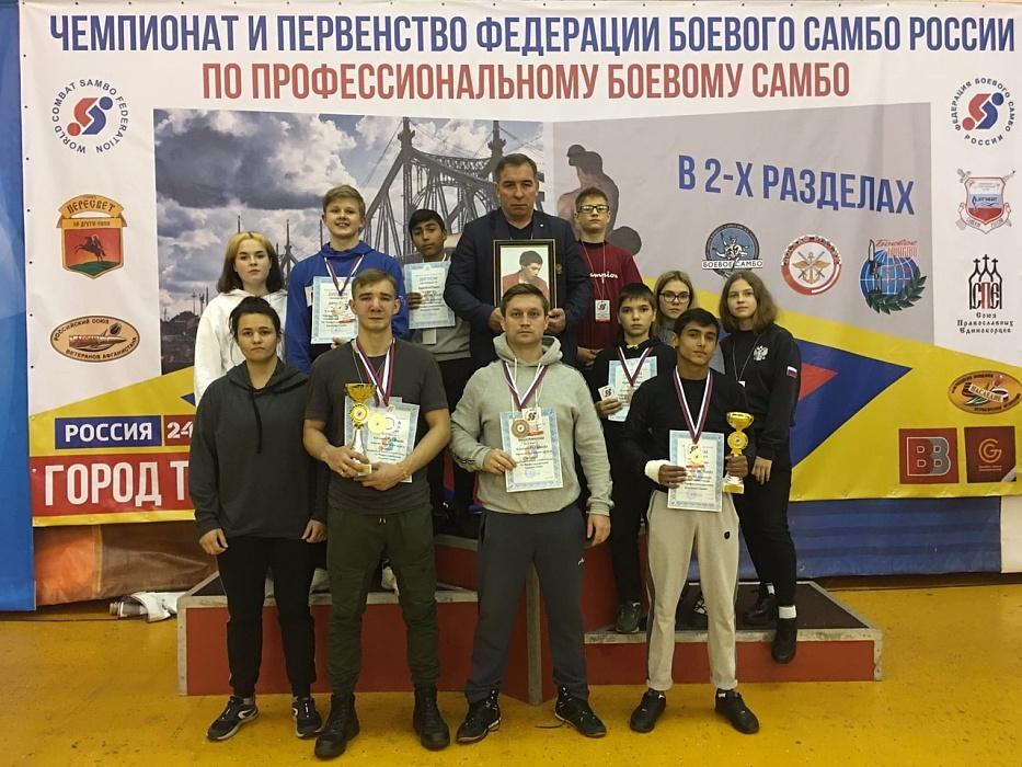 Дзюдоист из Конаковского района Илья Ухалов стал чемпионом России