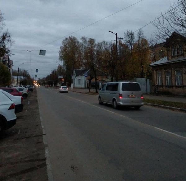 Восстановлено движение транспорта на улице Спартака в Твери
