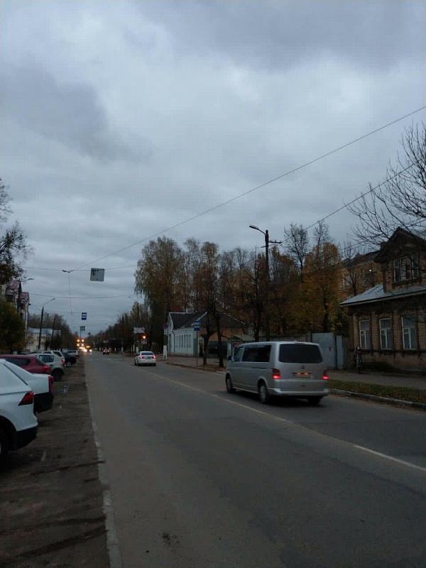 В Твери возобновилось движение по улице Спартака
