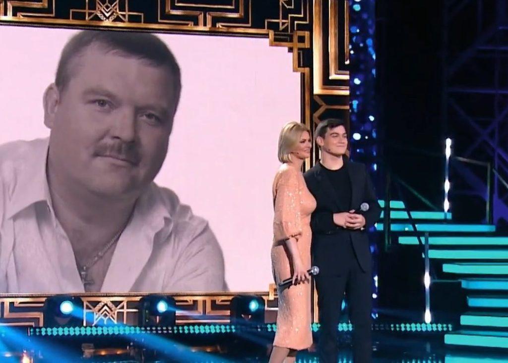 Сын Михаила Круга исполнил песню вместе со своей мамой Ириной