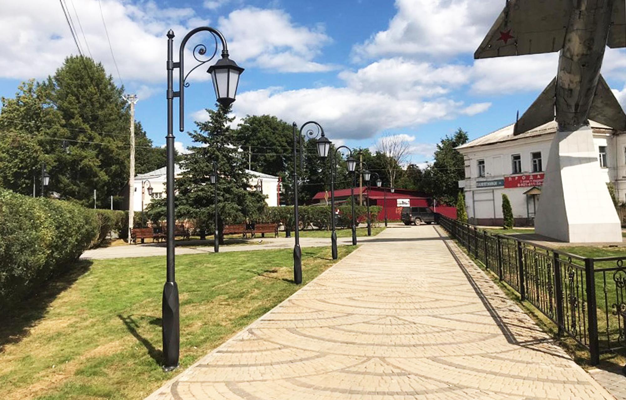 Мемориалы, парки и дворы: в правительстве рассказали, что благоустроили в Тверской области