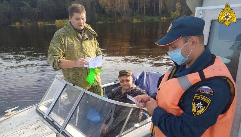 Сотрудники МЧС по Тверской области подводят итоги навигационного периода
