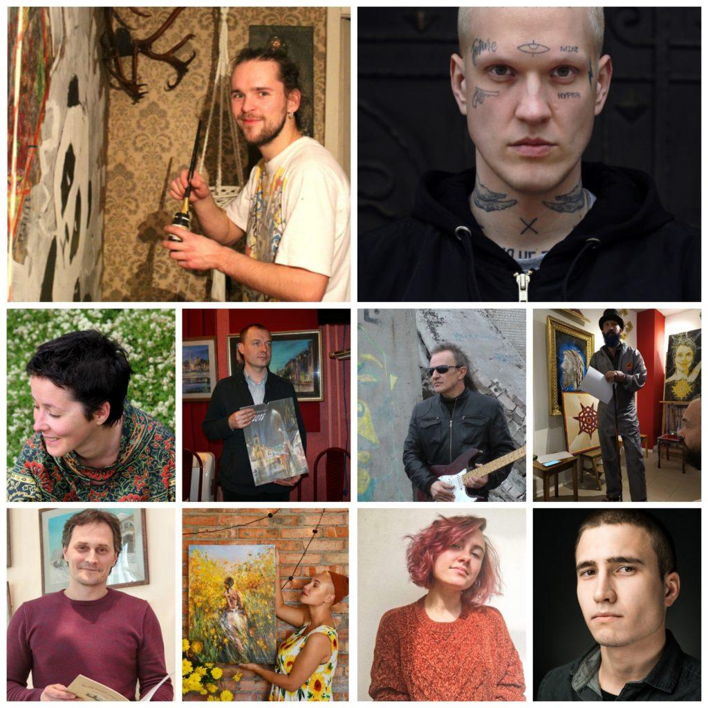 Хватайтесь за рейтинг: горячая десятка тверских художников