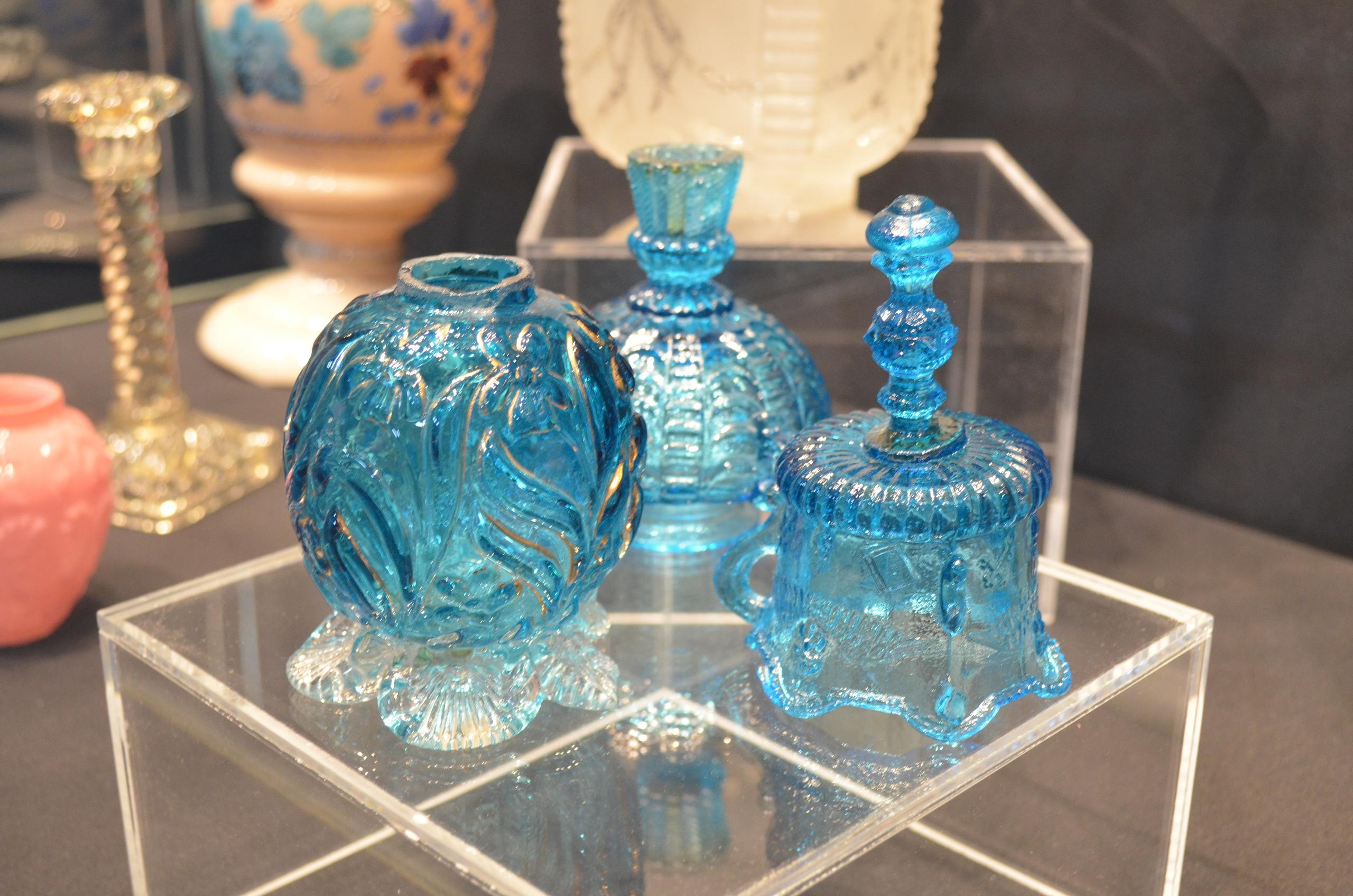 В Тверской области покажут хранилище уникальной коллекции художественного и бытового стекла