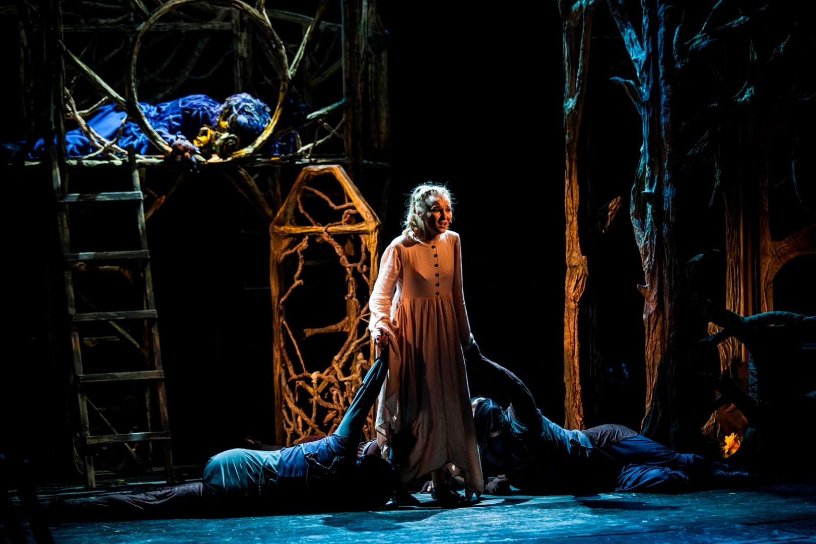 """На сцене Тверского театра юного зрителя покажут """"Красавицу и Чудовище"""""""