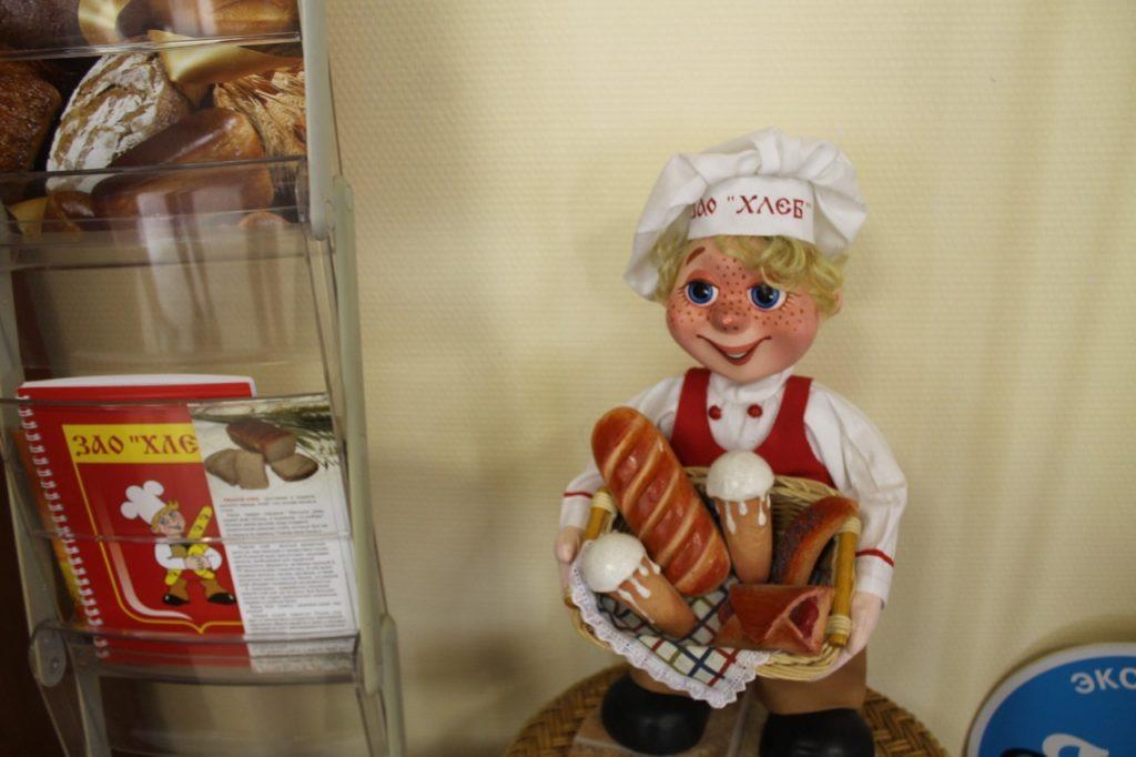 В Твери работает выставка местных товаропроизводителей