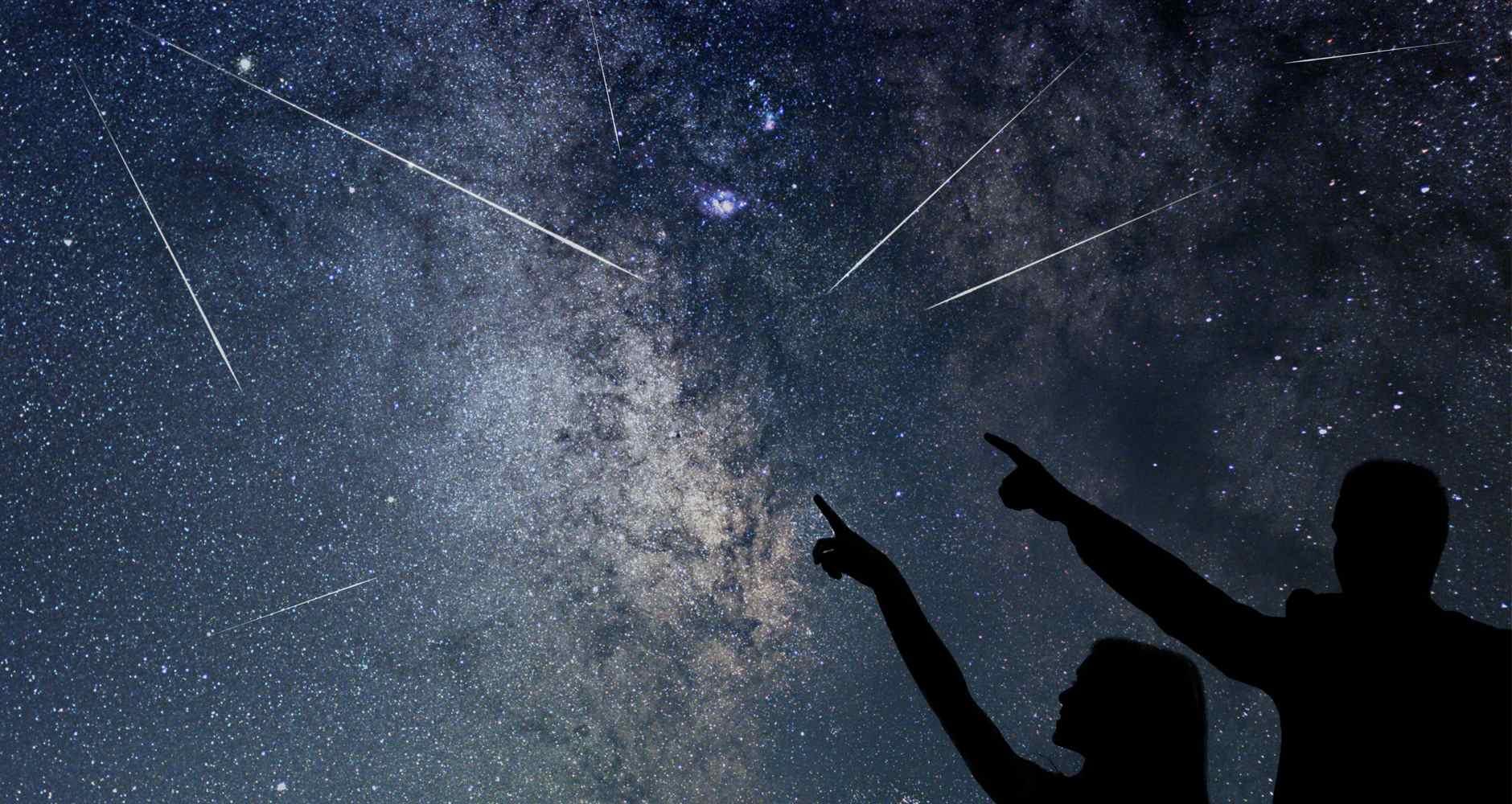 Самый яркий звездопад осени ожидается в Тверской области