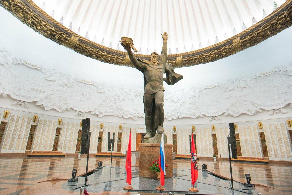 Военные страницы старейшей газеты Тверской области были представлены в Музее Победы в Москве