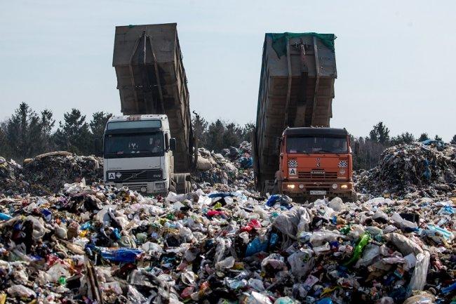 4,2 тысячи кубометров мусора вывезено с несанкционированных свалок Тверской области